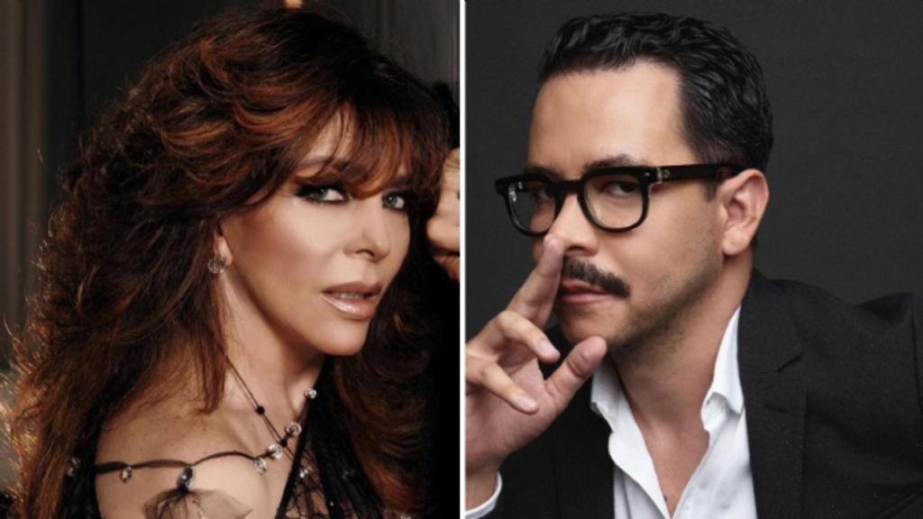 Verónica Castro llama mentiroso a Manolo Caro tras dar versión de su salida de 'Casa de las flores'
