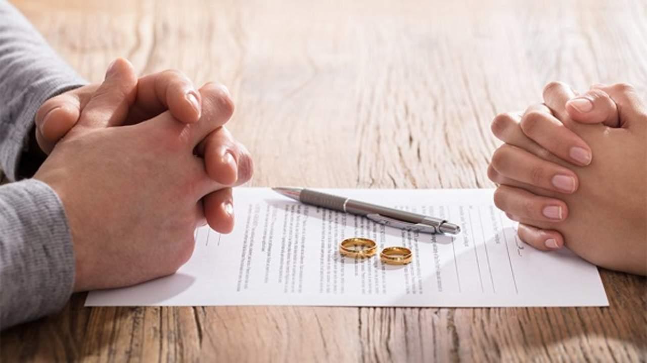 Casi el doble de divorcios en 2021