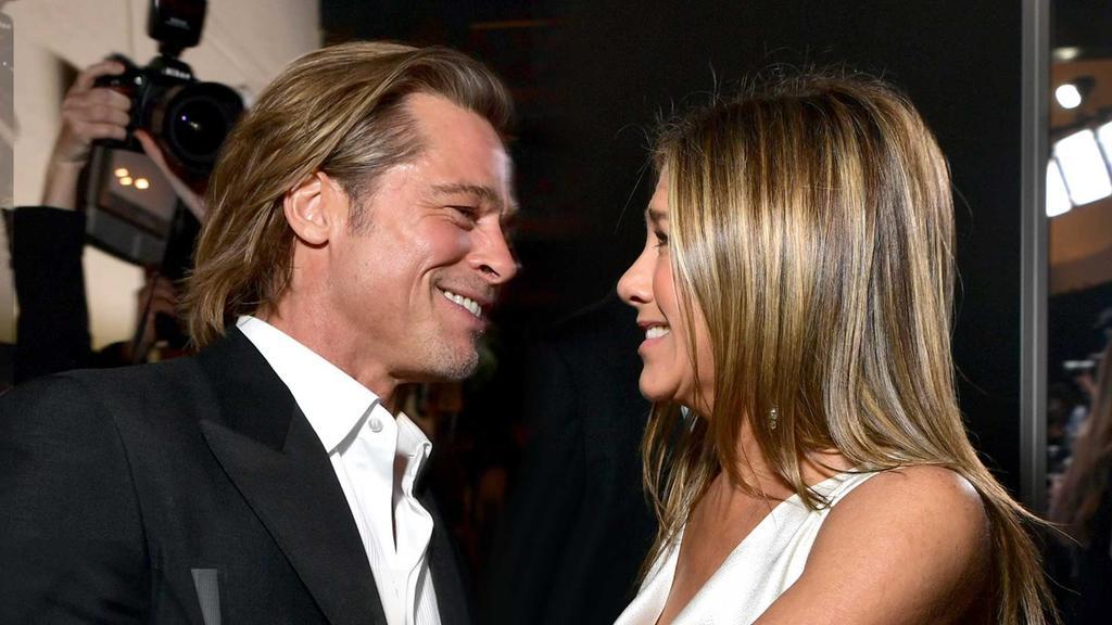 Jennifer Aniston se sincera sobre su relación con Brad Pitt