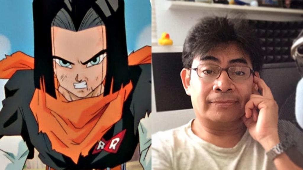 Voz de 'Androide 17' en Dragon Ball Z desea un pago justo