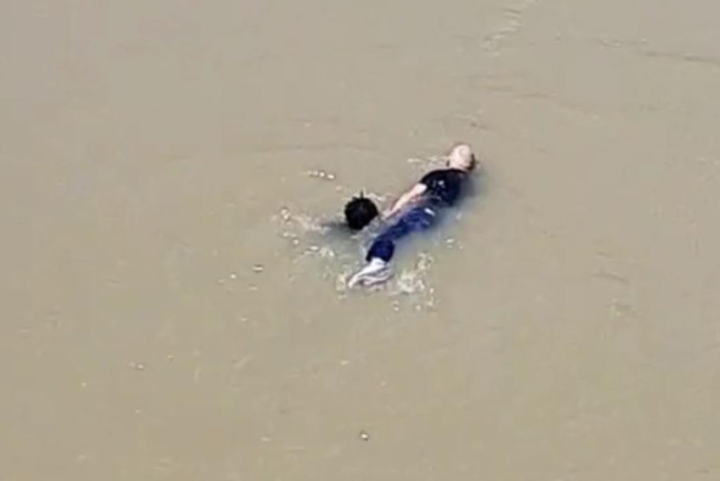 Inmigrante senegalés saltó a un río en España y salvó a un anciano de ahogarse