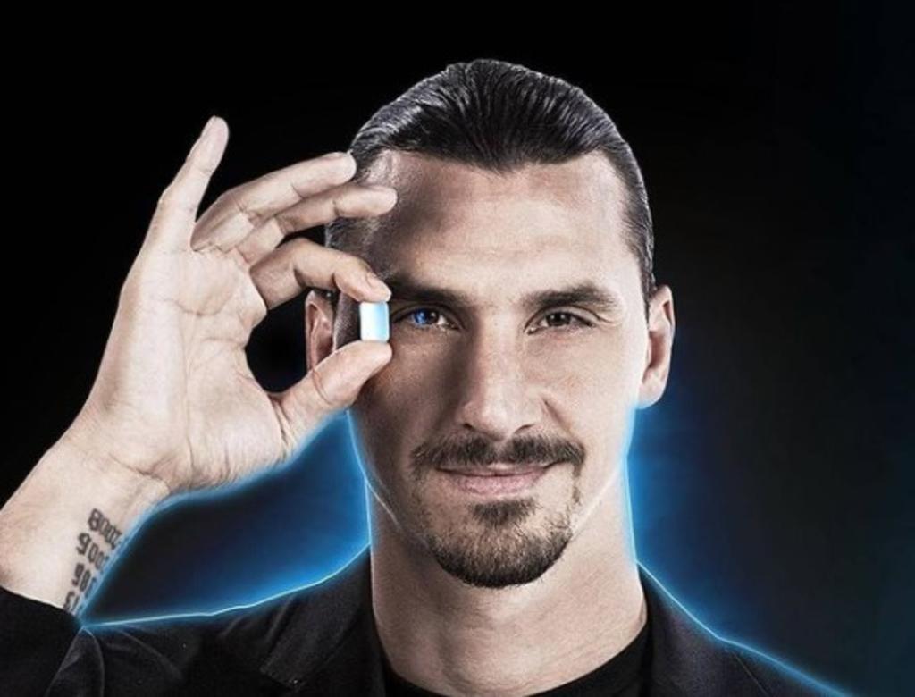 'Yo soy Zlatan'; lanzan el primer tráiler del filme inspirado en el astro sueco