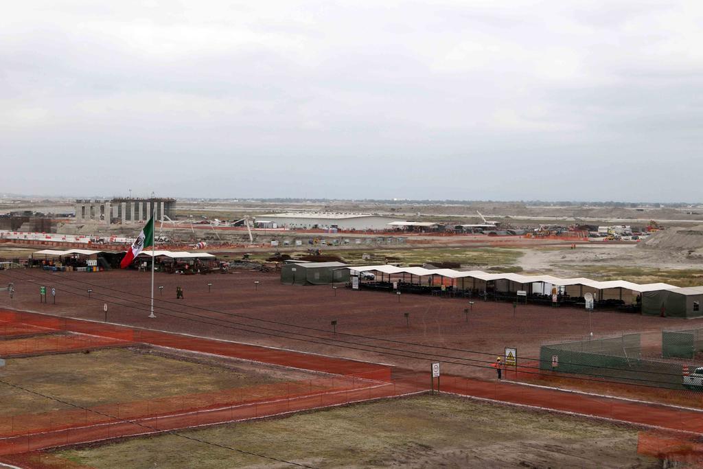 Gobierno de México expropia 109 hectáreas para construcción del aeropuerto en Santa Lucía