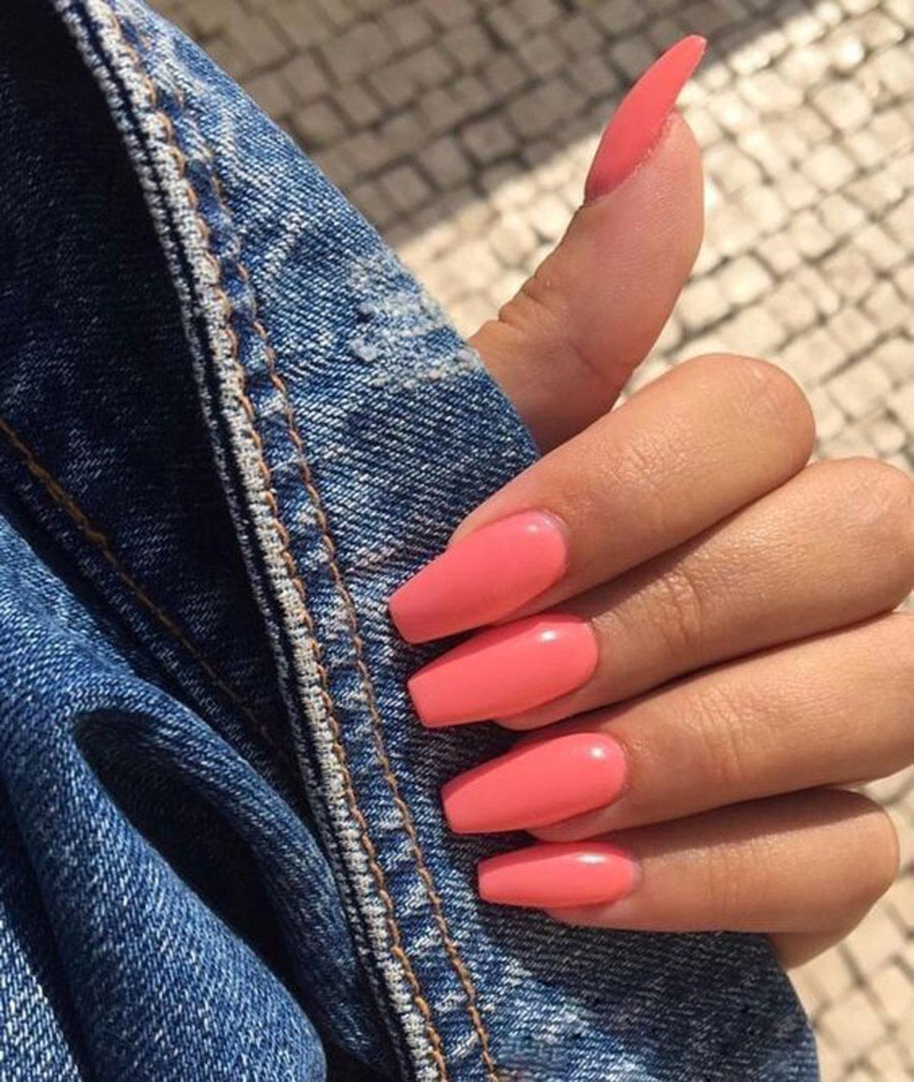 Moda en uñas este verano
