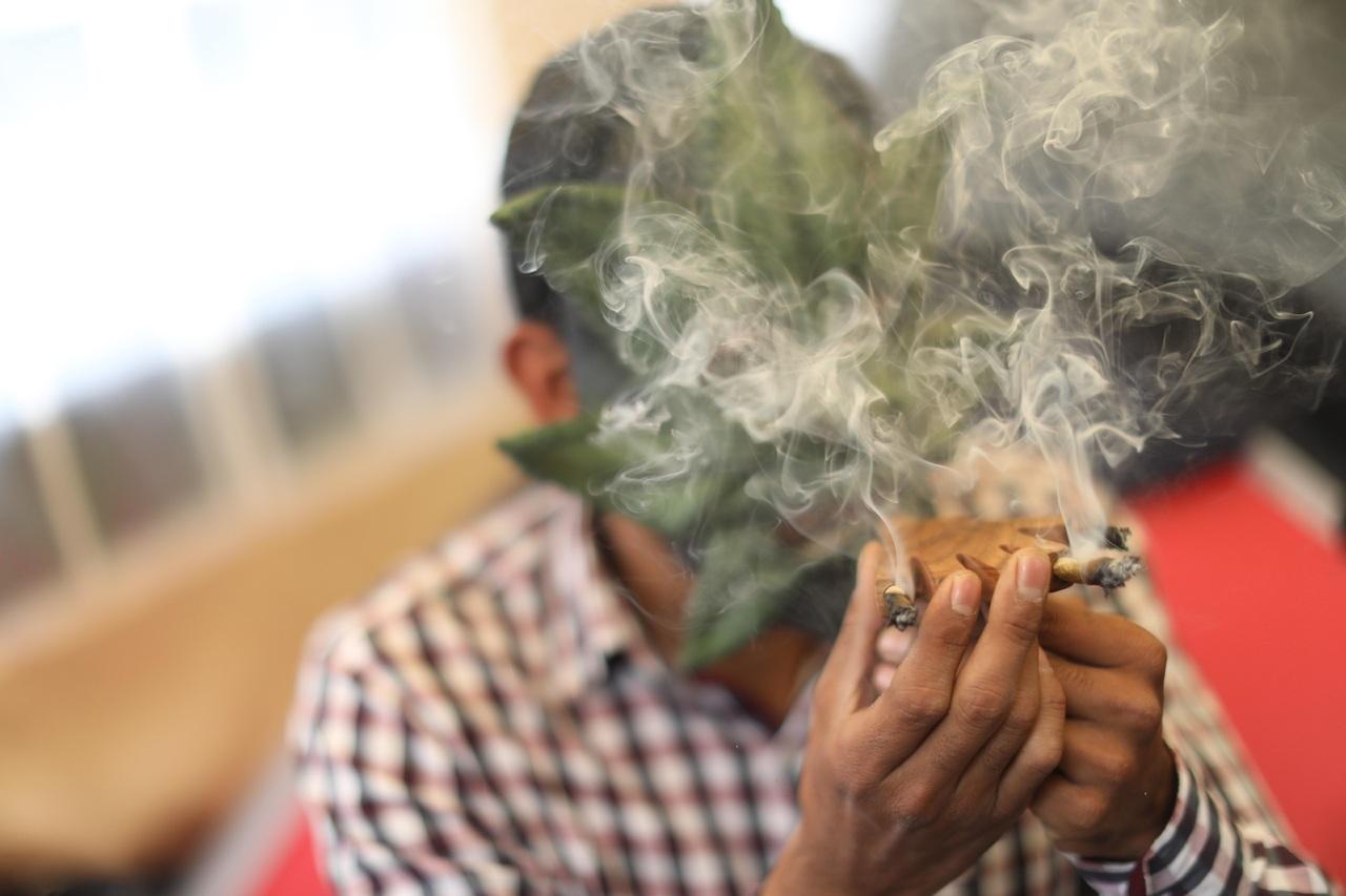 Despenalizan el uso lúdico de marihuana