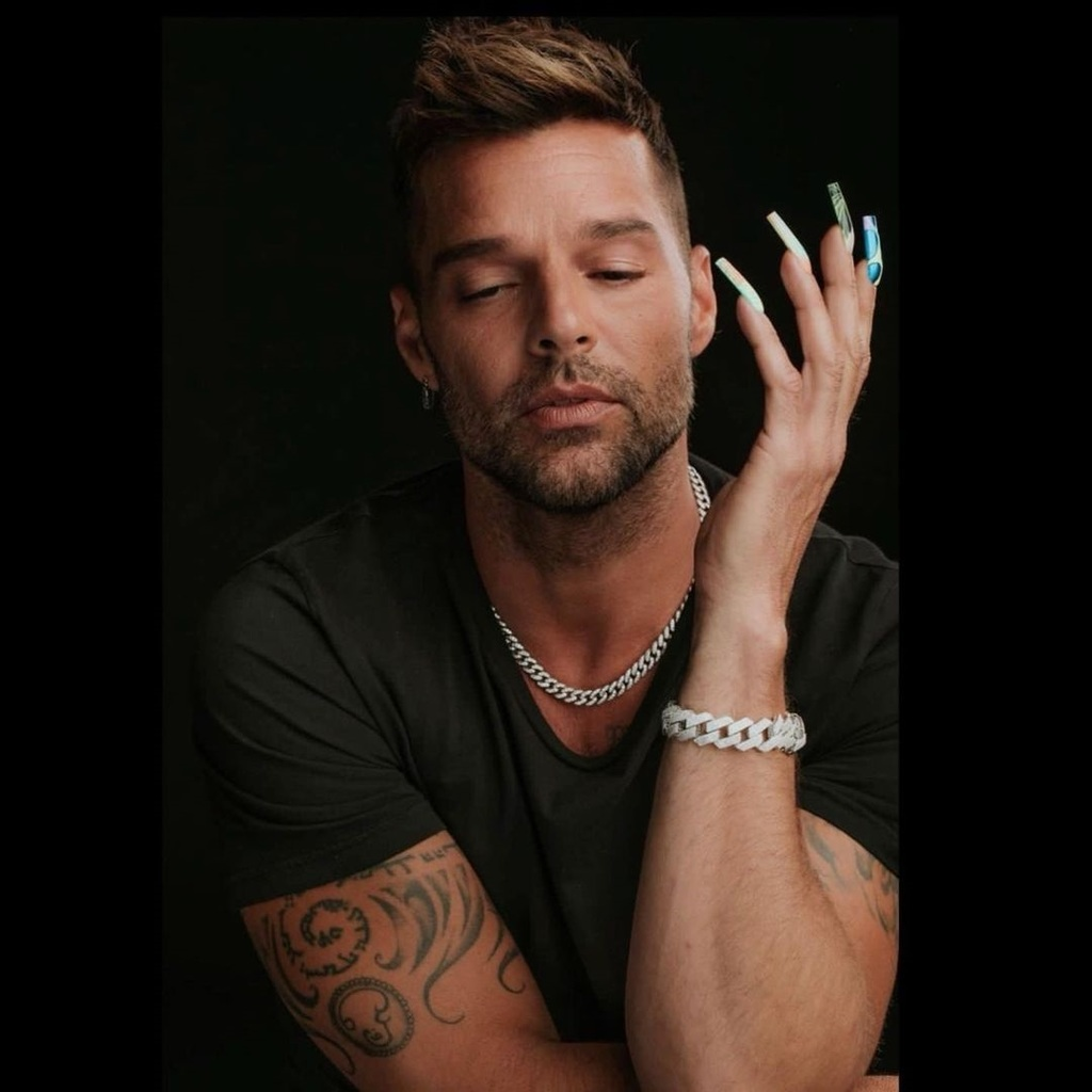 Ricky Martin responde a mensajes intolerantes