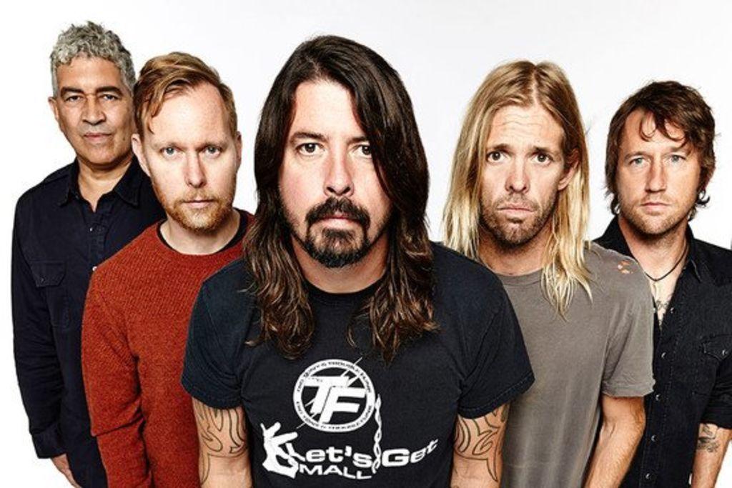 Confirman Pal' Norte 2021 con Foo Fighters