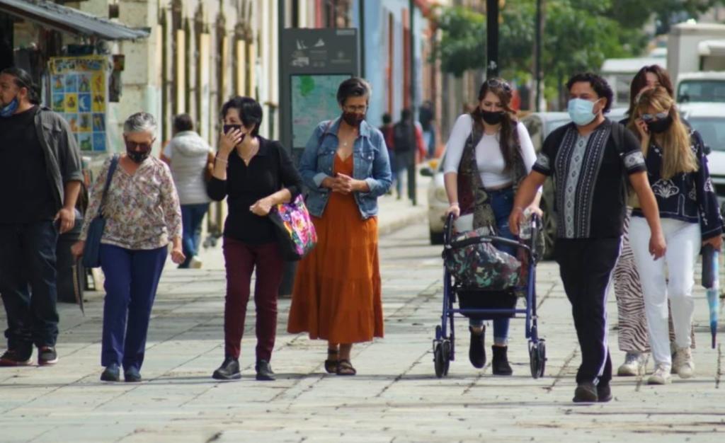La variante británica del COVID circula ya en municipios de Oaxaca