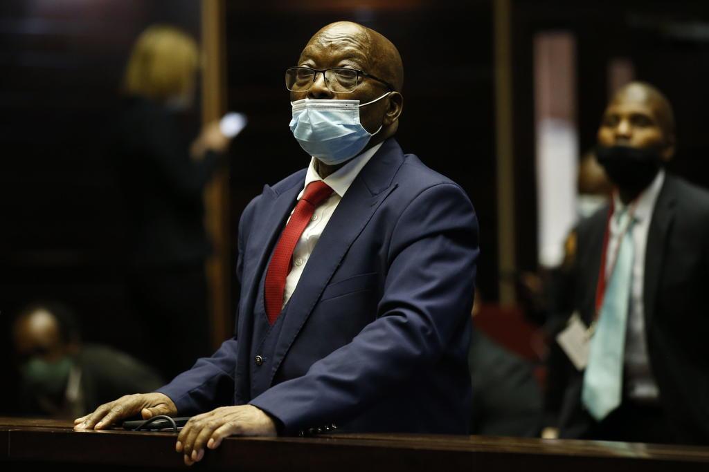 Expresidente de Sudáfrica, Jacob Zuma, es condenado a prisión por desacato en casos de corrupción