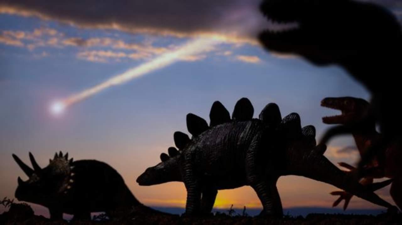 Apunta un estudio que los dinosaurios ya se extinguían antes de lo que se creía