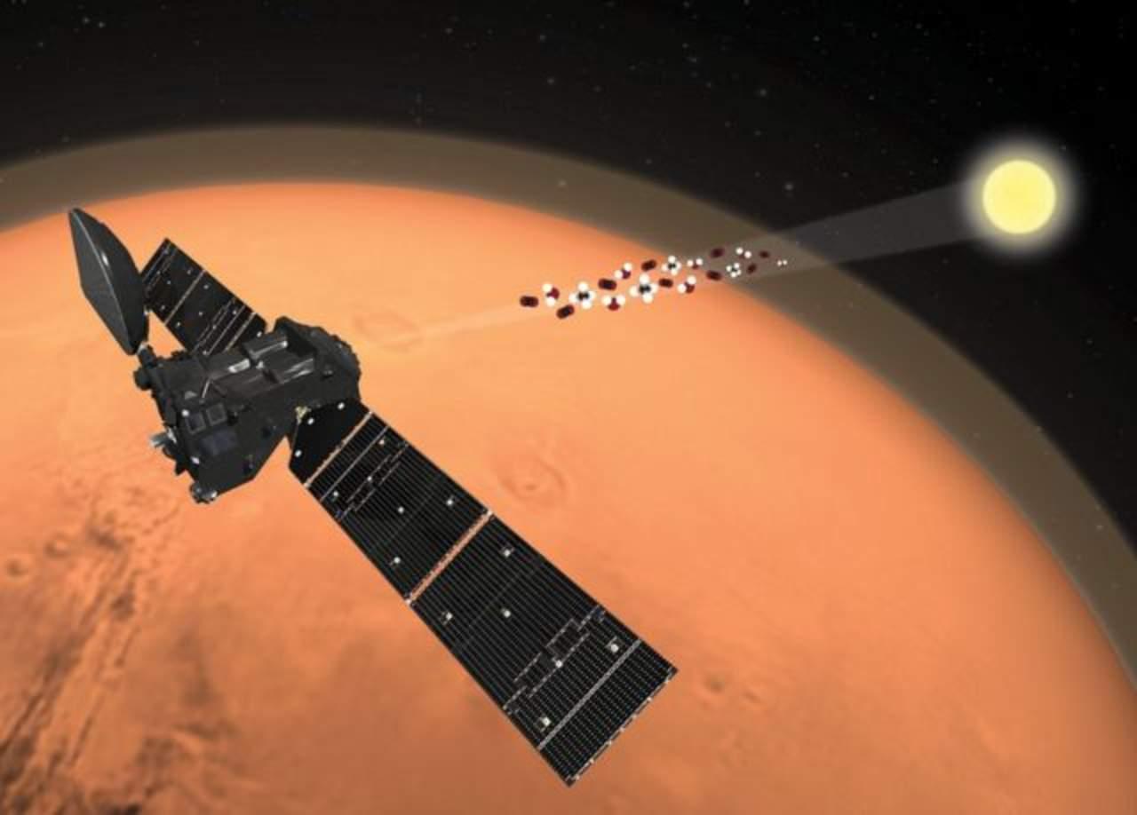 El misterio del metano en Marte está más cerca de ser resuelto