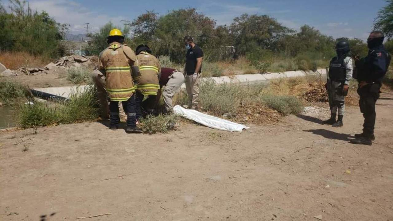 Identifican a hombre que murió ahogado en Gómez Palacio