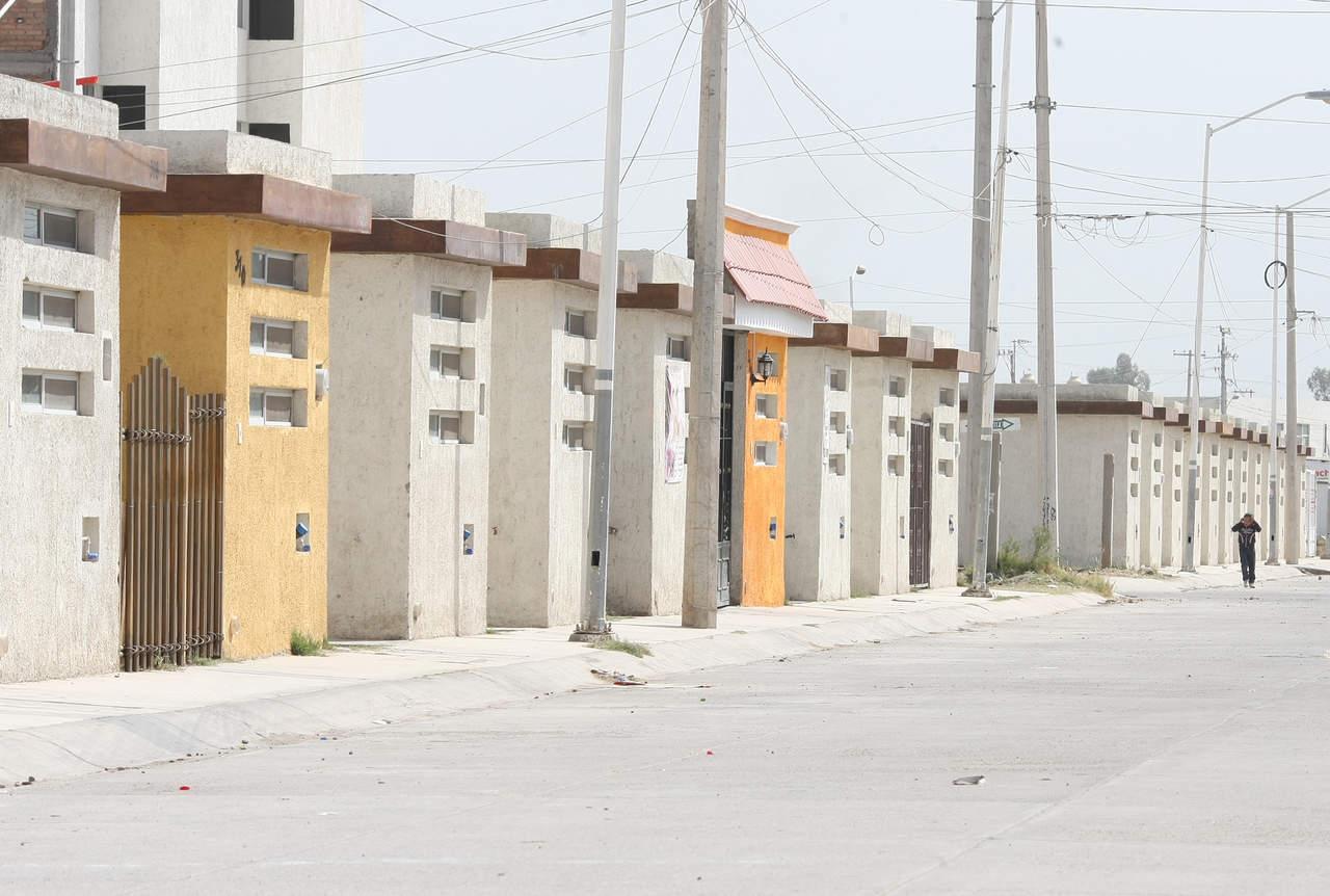 Aún en zona de riesgo, 60 viviendas