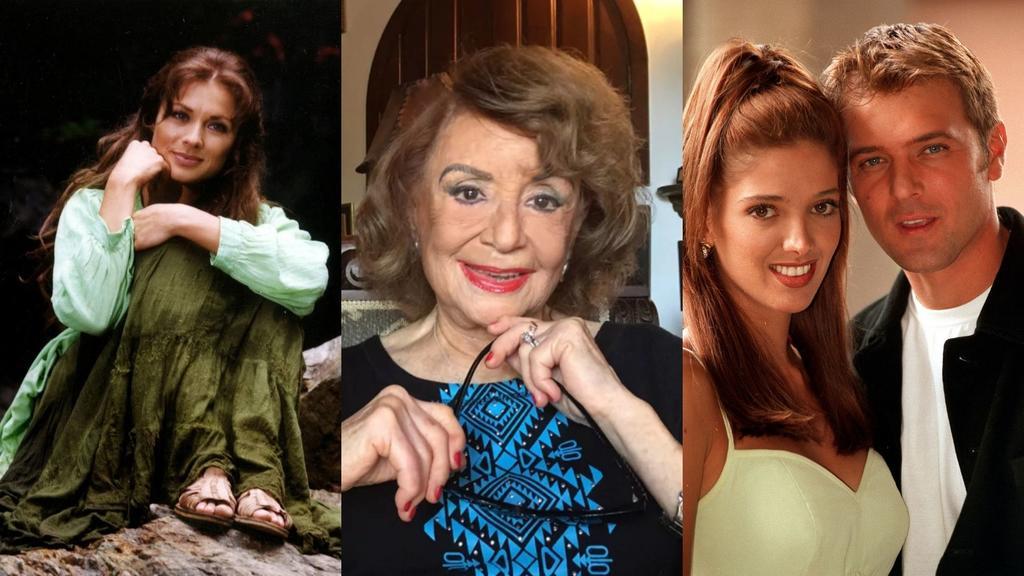 Muere Delia Fiallo, escritora de telenovelas como Esmeralda y El privilegio de amar
