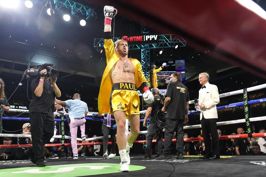 Logan Paul y los 'youtubers' en el boxeo, ¿espectáculo o deporte?