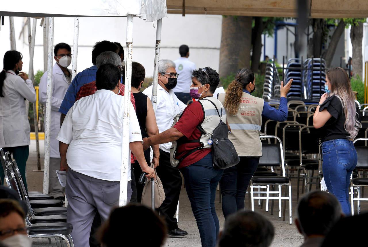 Vacunación de 40 a 49 iniciará mañana solo en Gómez Palacio
