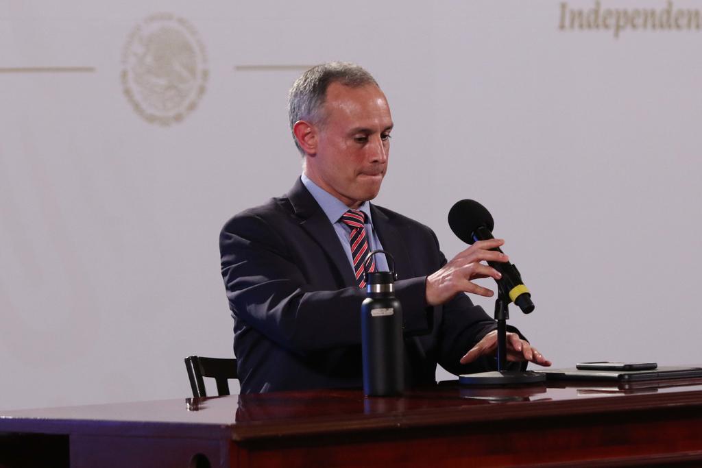 López-Gatell anuncia regreso de conferencias sobre COVID-19