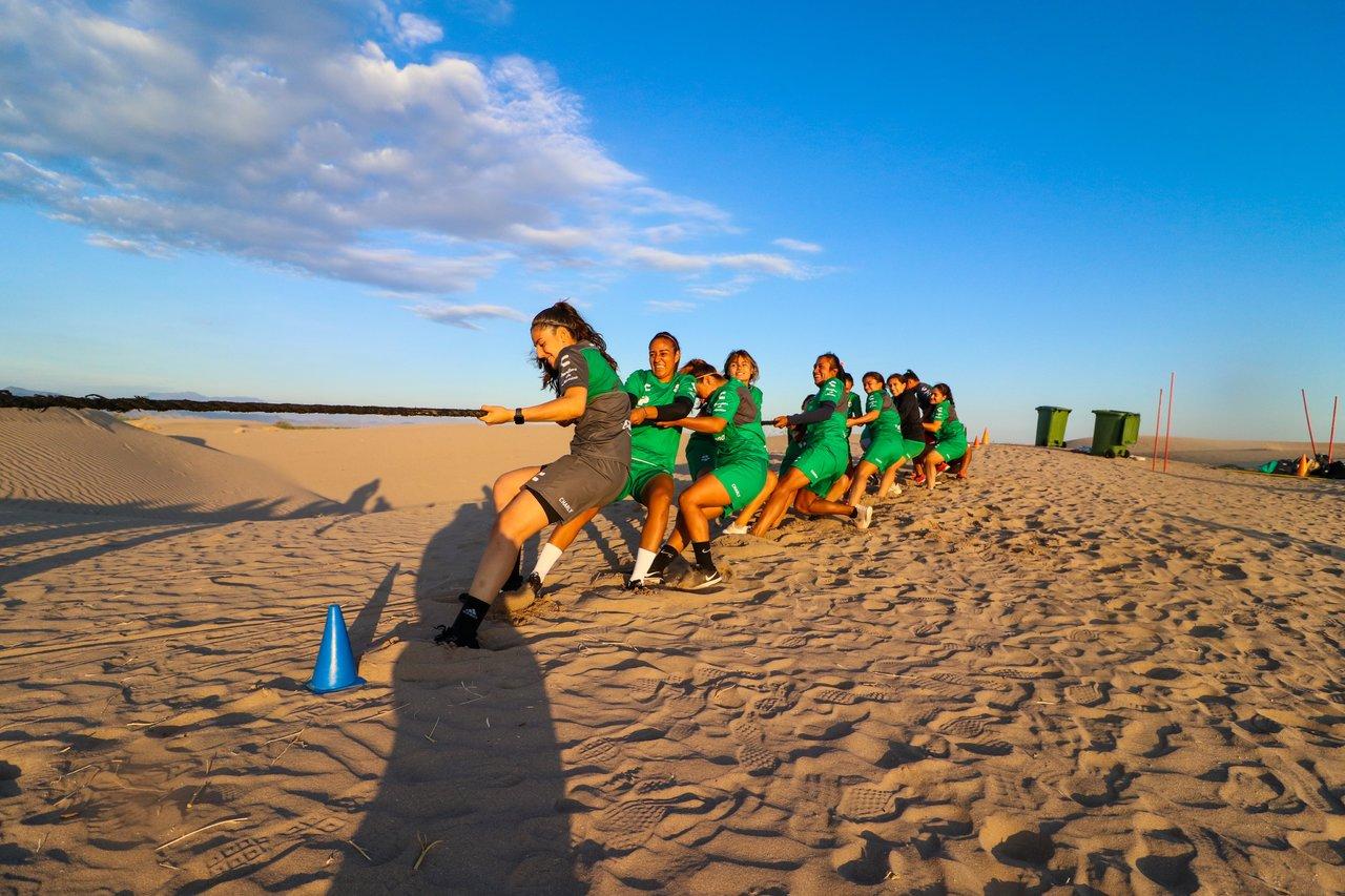 Santos Laguna Femenil, a punto de iniciar partidos de pretemporada