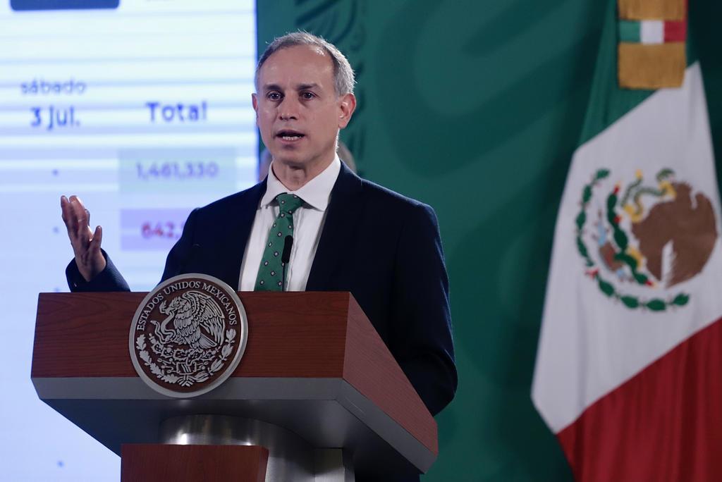 Influencer exhibe contradicciones de López-Gatell sobre niños con cáncer