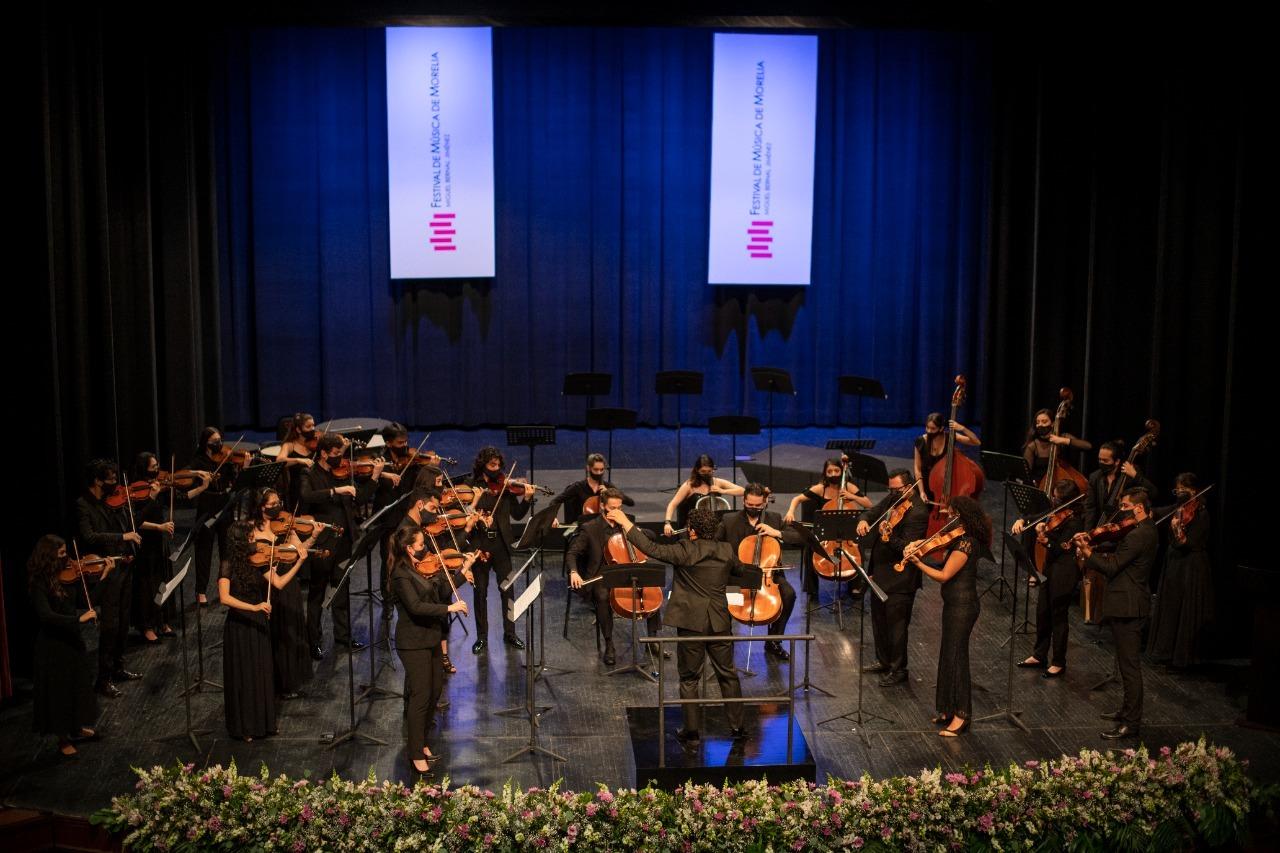 La música vuelve a Morelia con el festival