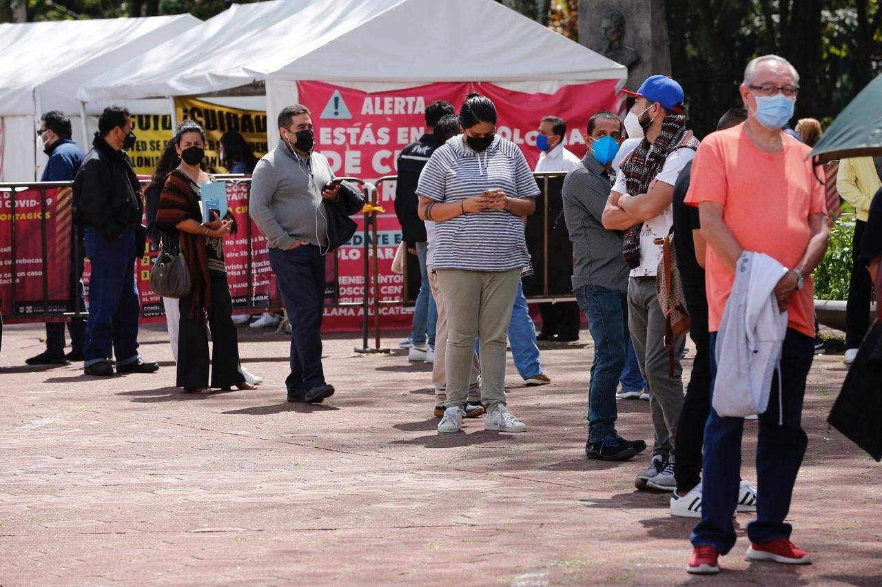 Enfrenta México repunte de casos de coronavirus