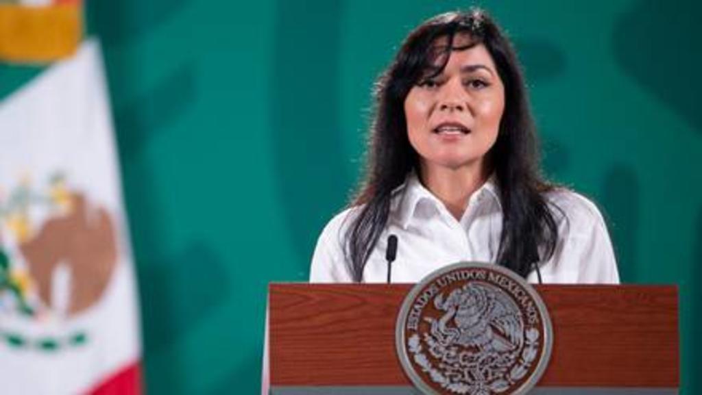 ¿Quién es Ana Elizabeth García Vilchis, la encargada de 'las mentiras de la semana'?