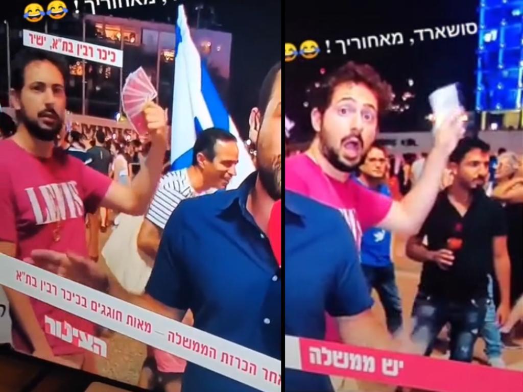 Mago eclipsa a reportero durante transmisión en vivo
