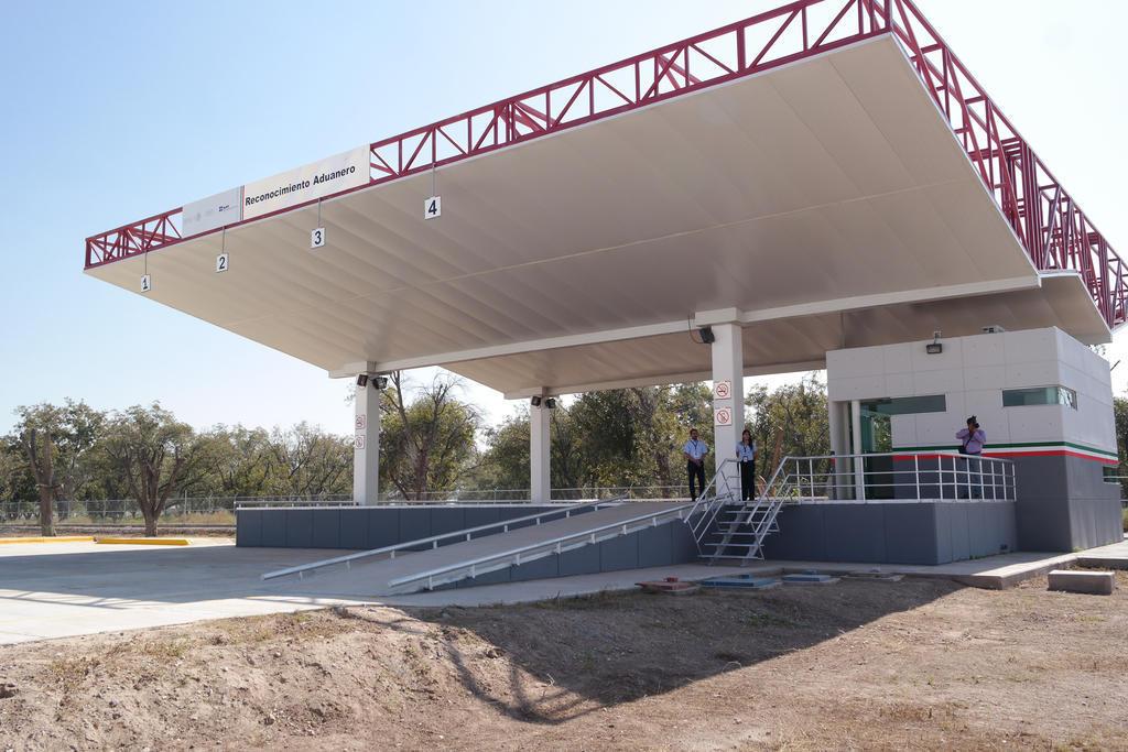 Durango busca rescatar la aduana interior de Gómez Palacio para integrarla al proyecto del Corredor T-MEC