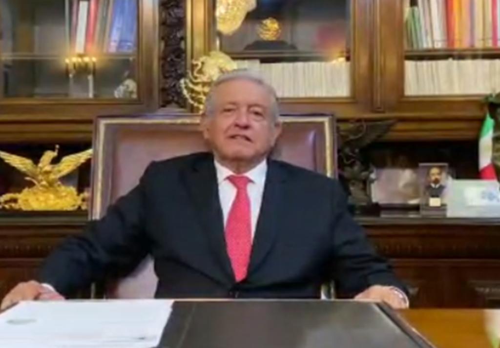 López Obrador llama a luchar por la igualdad de género en foro internacional