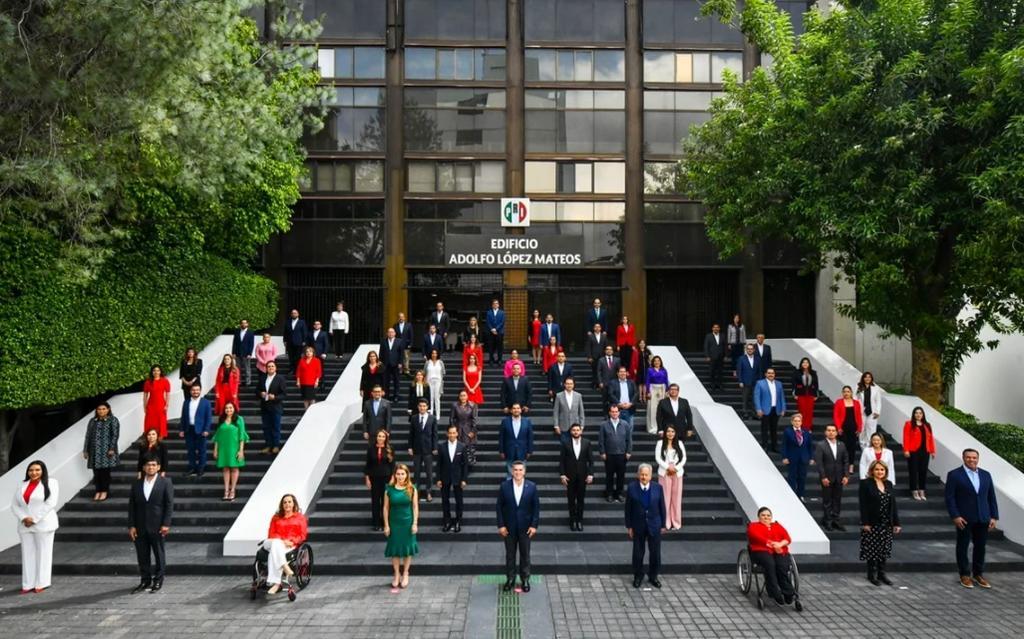 Alejandro Moreno pide a la FGR atraer agresión contra militantes del PRI