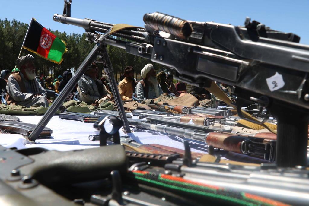 El Gobierno de Afganistán y los talibanes se acusan de obstruir las conversaciones de paz