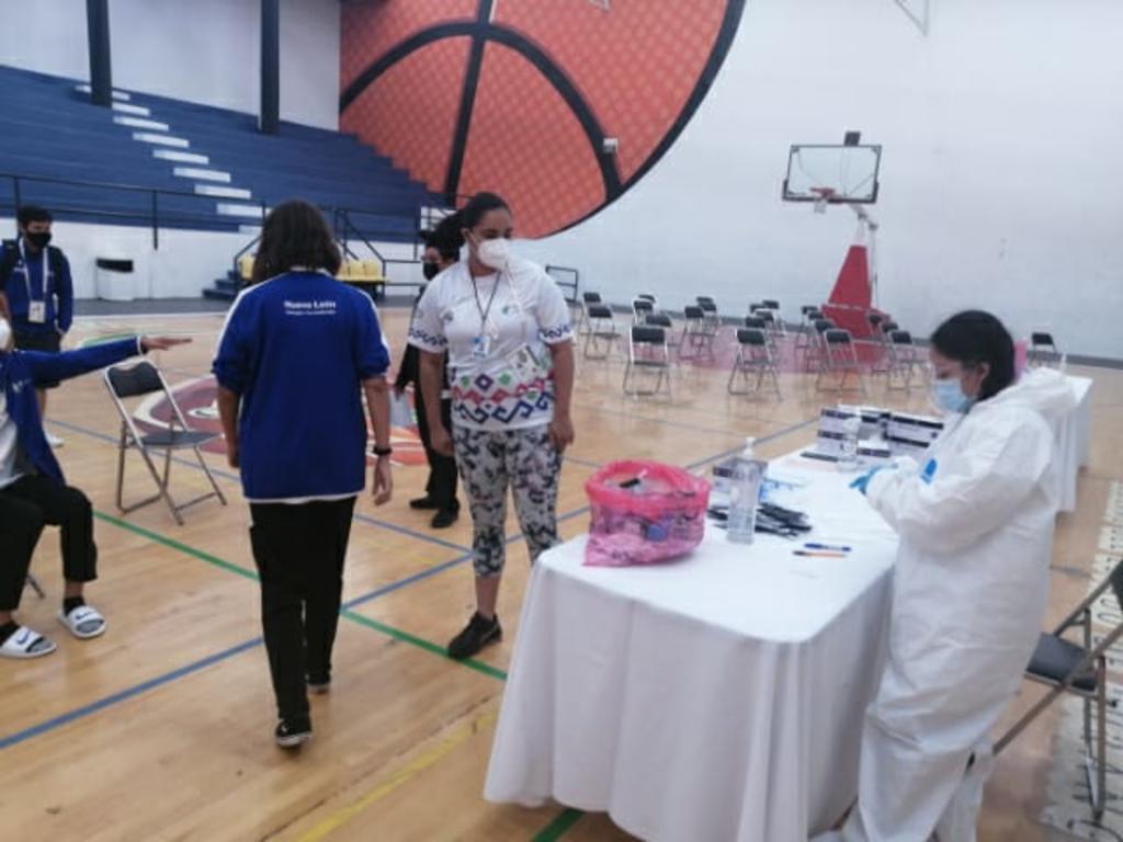 Centro Operativo de los Juegos Nacionales Conade 2021 entra en acción en Durango