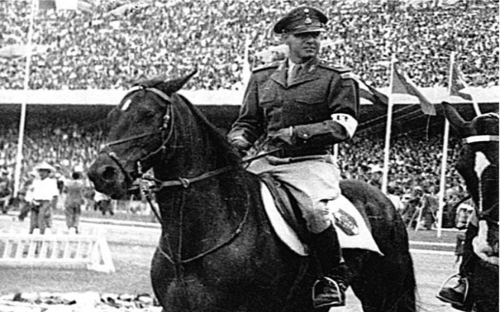 Humberto Mariles, el primer medallista olímpico de México, de 'héroe' a preso