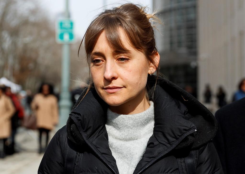 Condenan a tres años de prisión a Allison Mack por su participación en la secta sexual NXIVM