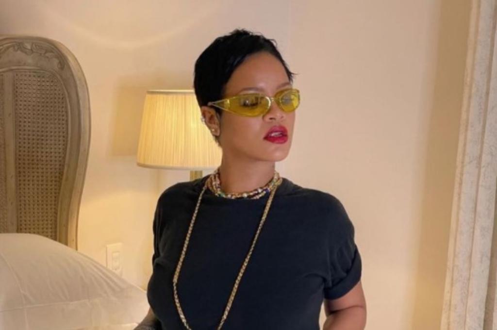 Rihanna eleva la temperatura para celebrar el 'Pride'