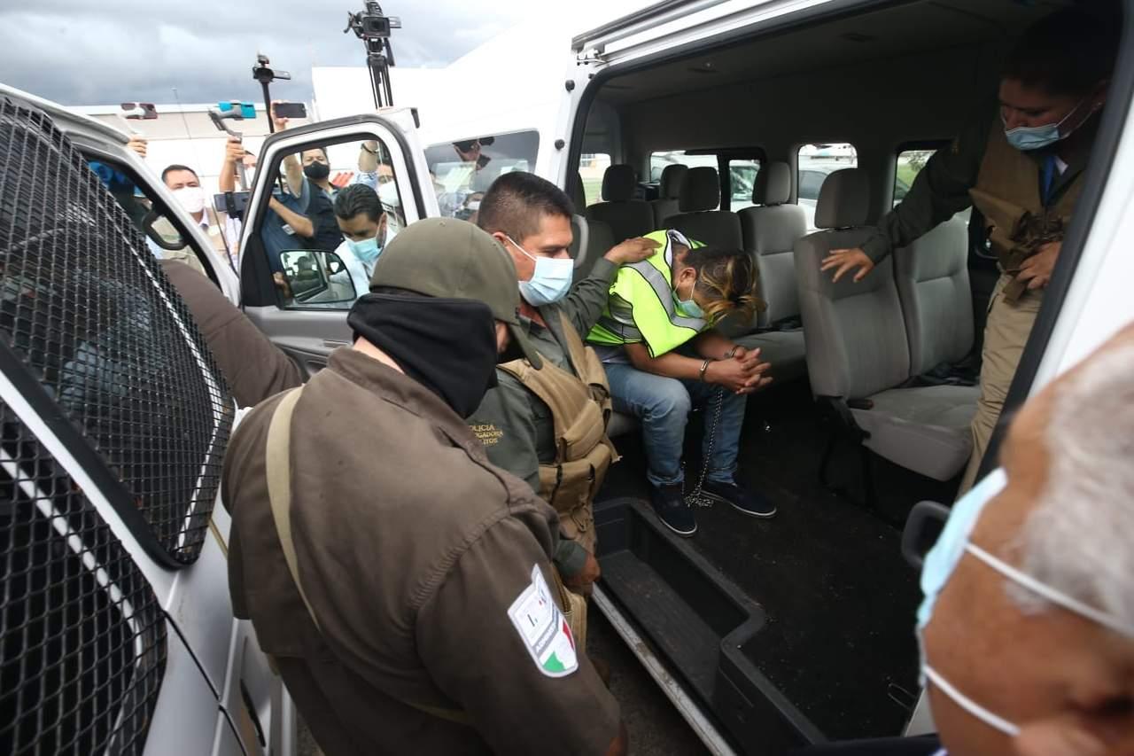 Cae presunto homicida en Durango; lo extraditan a EU
