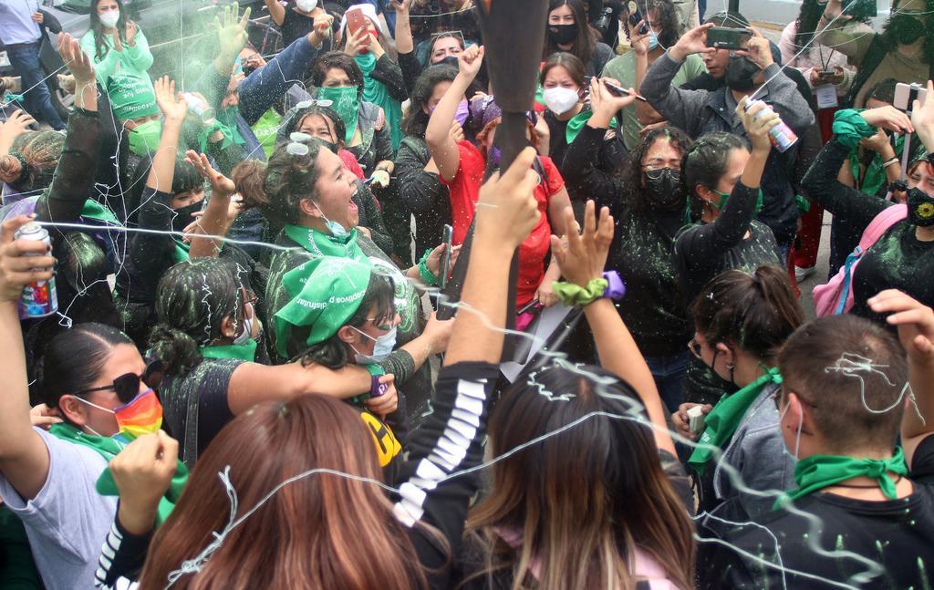 Congreso de Hidalgo despenaliza el aborto