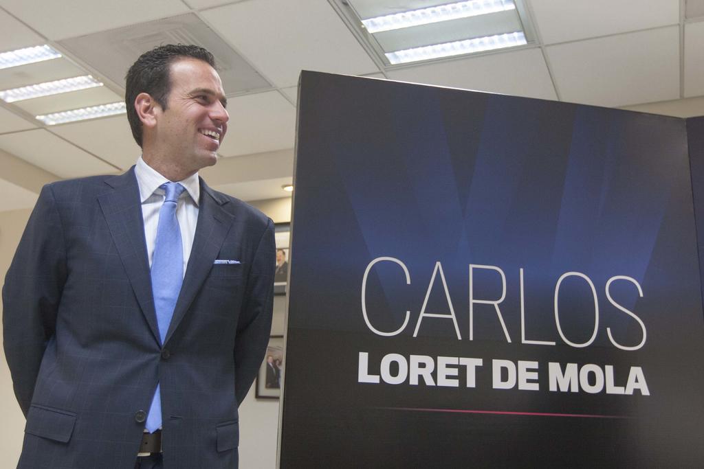 'El presidente que no me va a callar', dice Loret de Mola sobre López Obrador