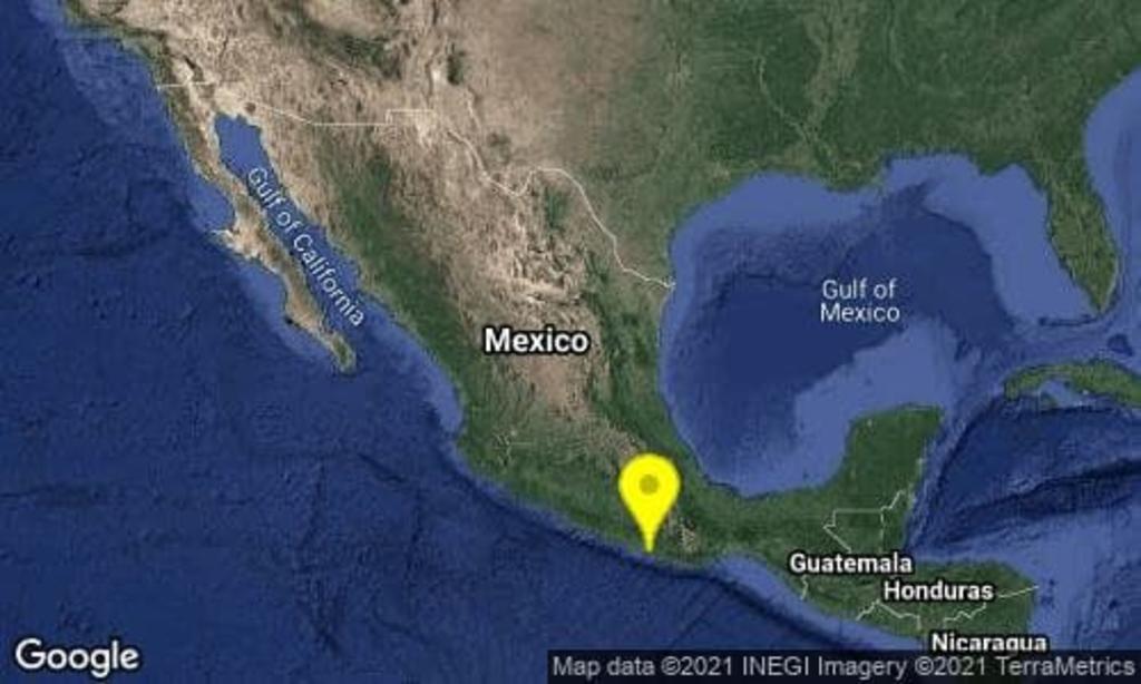 Sismo de magnitud 5.1 se registra en Oaxaca; piden a población permanecer alerta