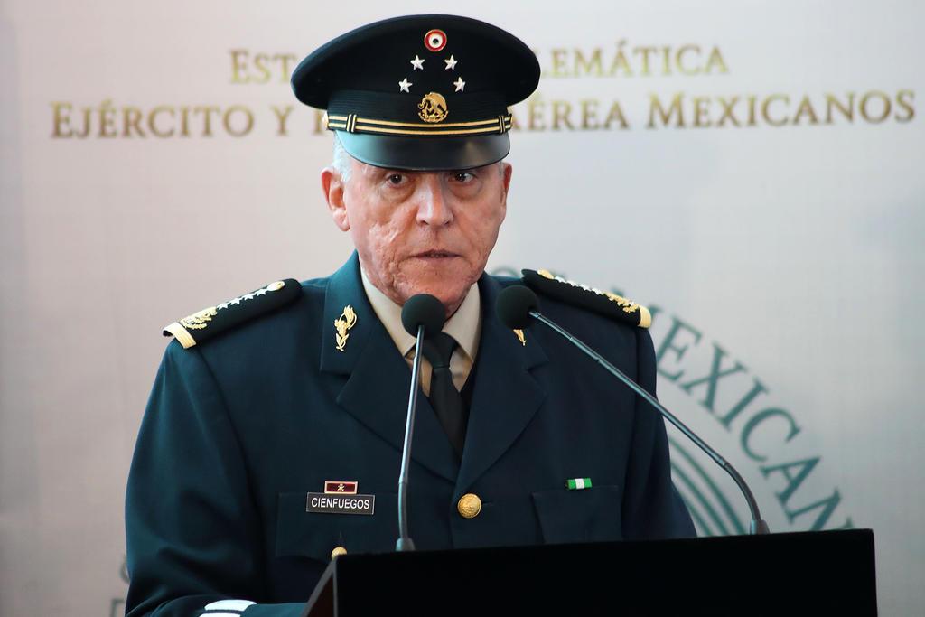 Autoridades de México y la DEA se reunirán a meses del caso Cienfuegos