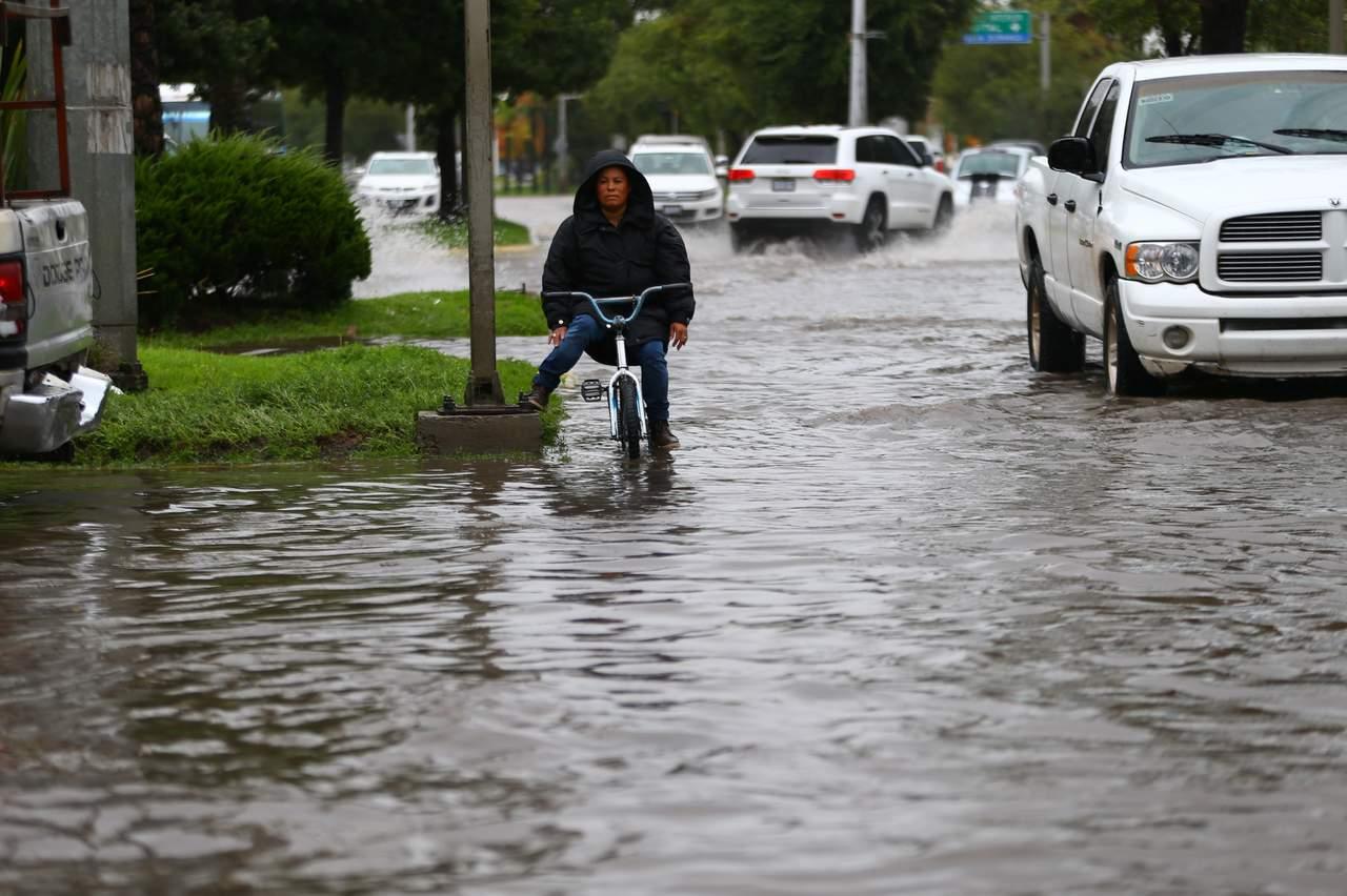 Estos son los municipios de Durango con mayor probabilidad de fuertes lluvias