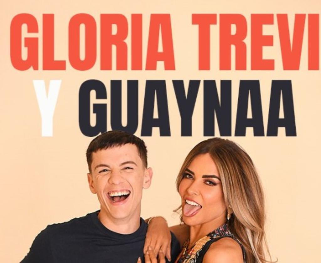 Gloria Trevi y Guaynaa estrenan esta noche colaboración