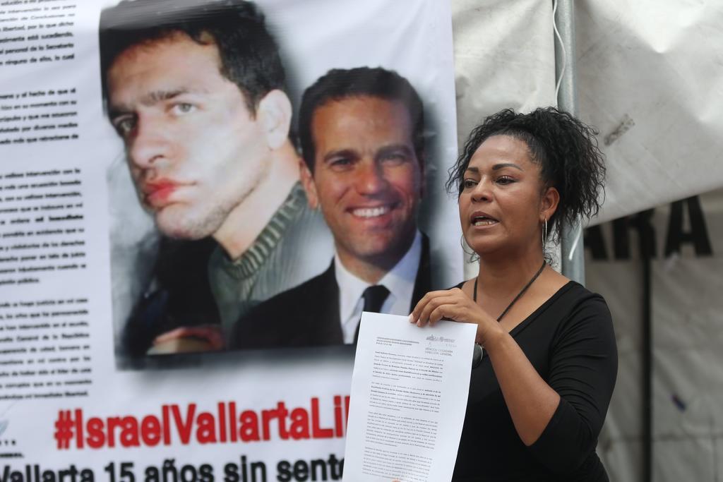 Israel Vallarta pide su libertad en carta a López Obrador