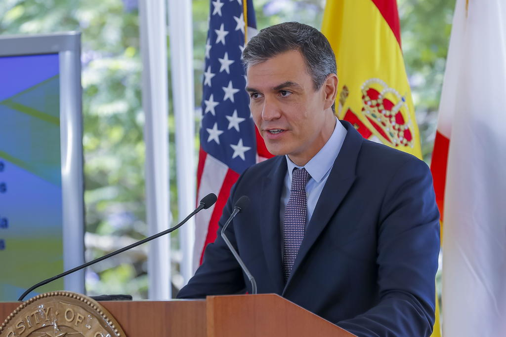 Presidente de España asegura tener 'relación extraordinaria' con AMLO