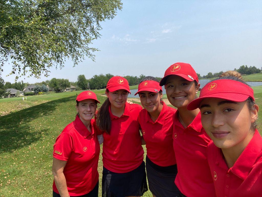 Lagunera Marcela Coghlan lleva a golfistas mexicanas al título del Girls Junior Americas Cup
