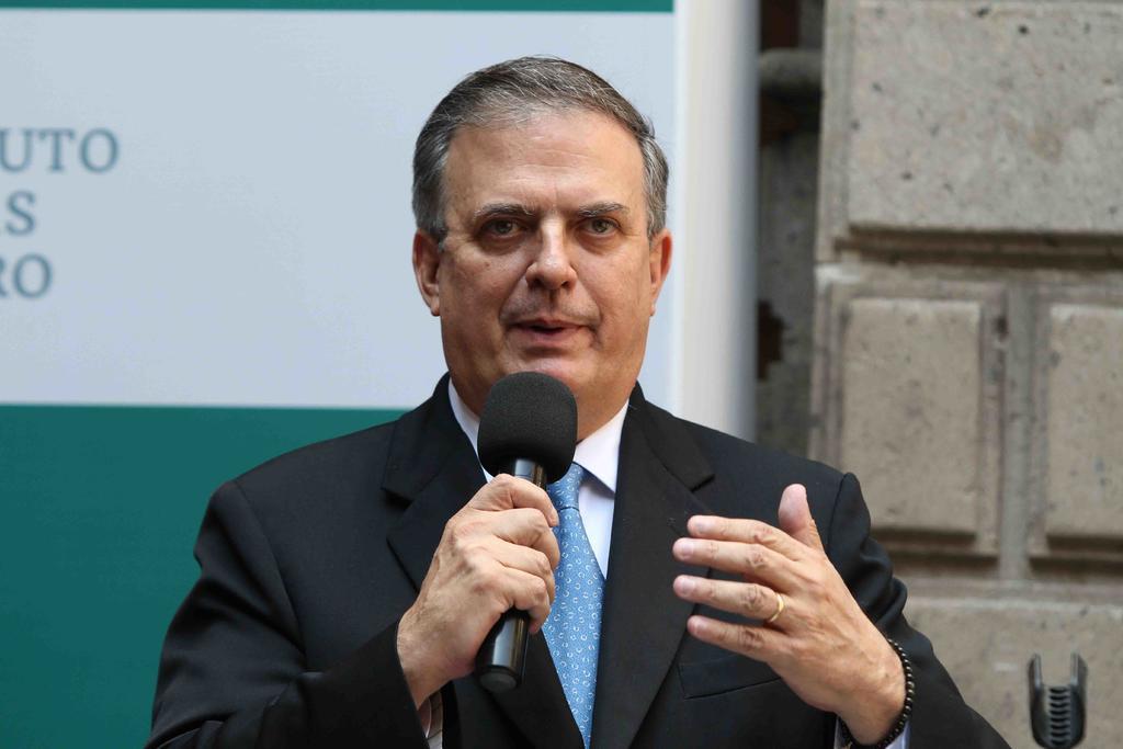 Marcelo Ebrard ya es marca registrada; tendrá los derechos por 10 años