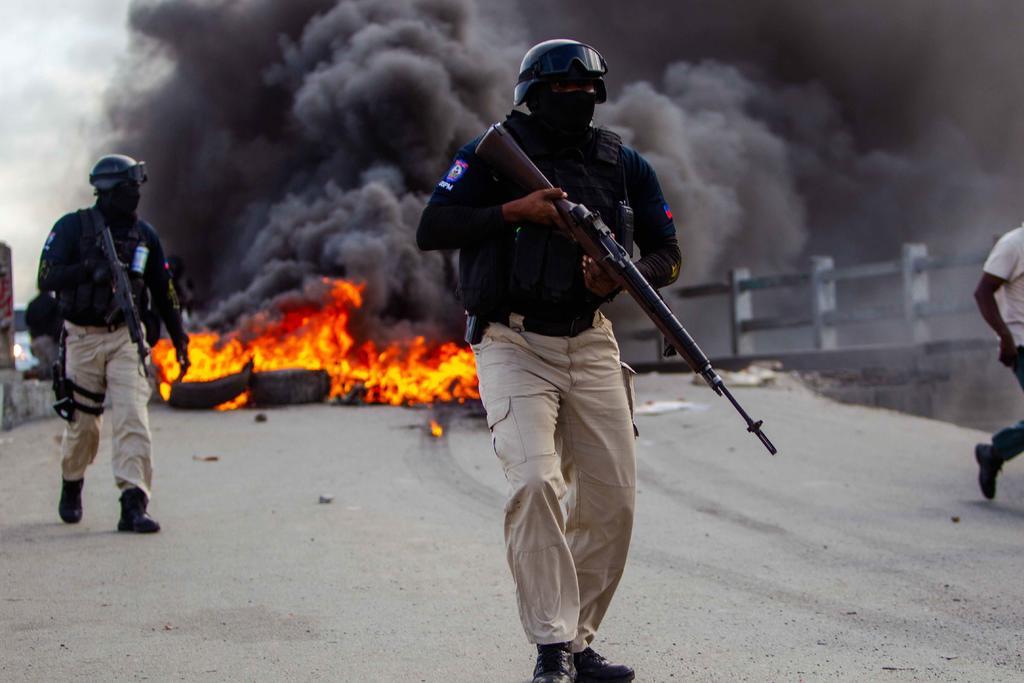 Haití registra protestas durante el funeral del asesinado presidente Jovenel Moise