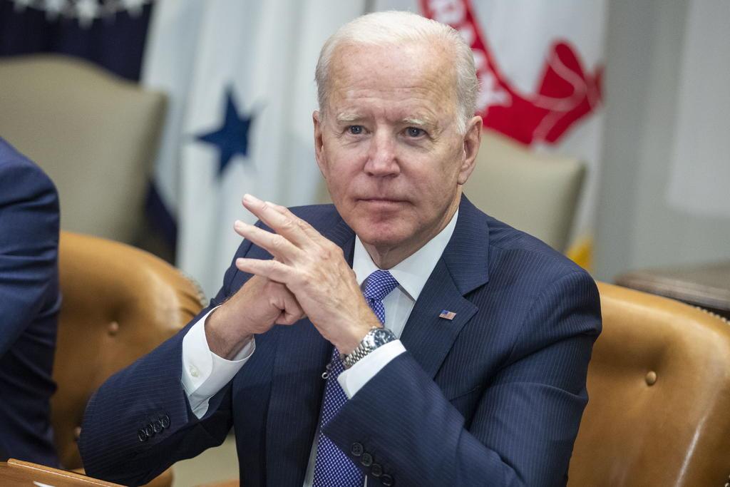La aprobación al presidente de Estados Unidos, Joe Biden, está en su nivel más bajo desde que asumió el cargo