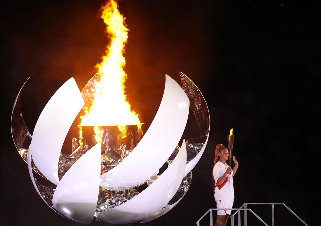 ¿Quién es Naomi Osaka, la tenista que encendió el pebetero de los Juegos Olímpicos?