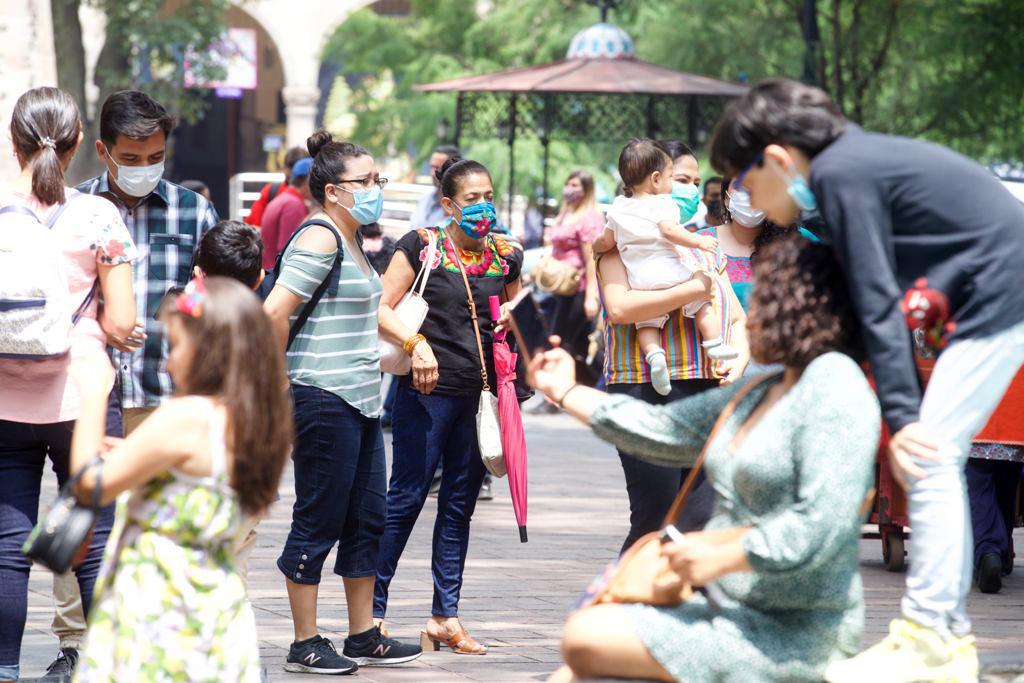 Durango regresa a amarillo en semáforo COVID; Coahuila se mantiene en verde
